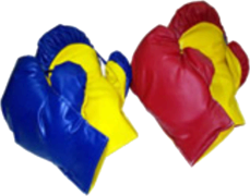 Boxing Gloves - Over Sized