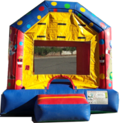 Small Carnival 10x10 Bounce House