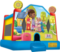 Doc McStuffins Bounce House Rental