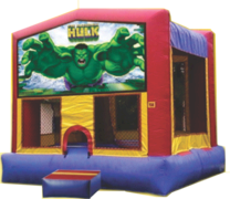 Fun House Incredible Hulk 18
