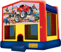 Fun House Monster Truck 7