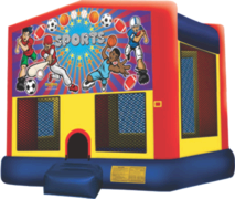 Fun House Sports USA 10