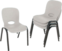 Kids Size Chair Rental