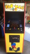 Pac Man Arcade Game Rentals