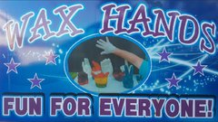 Wax Hands Machine Rentals