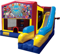 Sports USA 10 Modular Bounce House Slide 1000