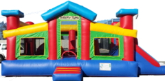 Toddler Town Incredible Inflatable Play Structure