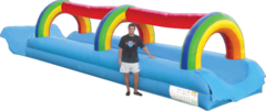 Water Slide Slip N Slide Splash Tunnel