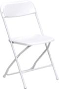 White Chairs $2