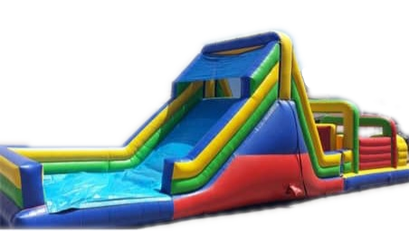52 FT Wet Adventure Obstacle Course