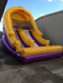 18ft LSU DRY Slide