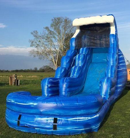 WAVE 20' WATERSLIDE