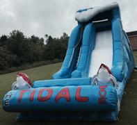 TIDAL WAVE 18' WATERSLIDE