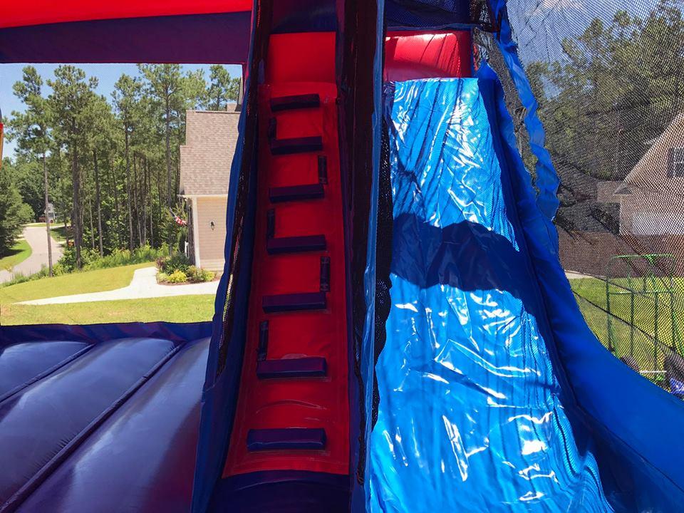 Castle 4 in 1 Combo – Big Bounce Party Rentals LLC