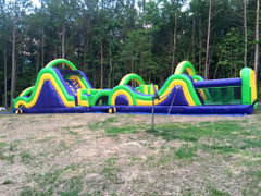 Radical 65ft Obstacle Course