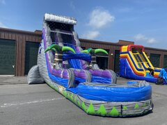 24ft Tsunami Boulder Crush Waterslide