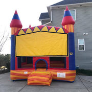Turbo Blaze Bounce House (Medium)