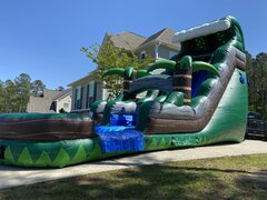 20ft Emerald Crush Tsunami Waterslide