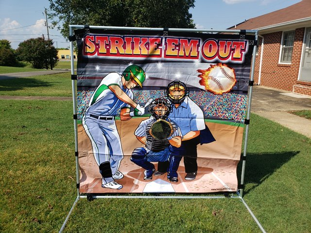 Strike out game