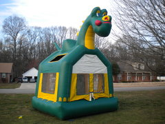Pete's Dragon Bouncer