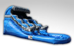 14ft laguna splash water slide