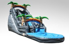 NEW FOR 2018! 18FT BOULDER SPRINGS WATER SLIDE!