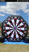 NEW FOR 2018! SOCCER DARTS!