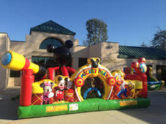 Mickey mouse toddler playland