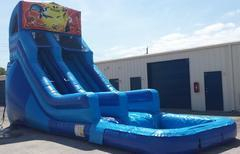 20 ft module slide incredables