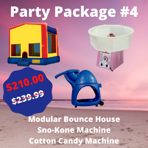 Party Package 4