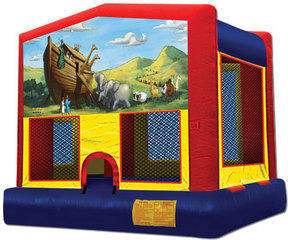 Noahs Ark Bounce House