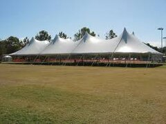 60X120 DOUBLE HIGH PEAK POLE TENT
