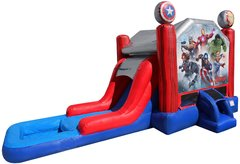 Marvel Avengers Combo Waterslide