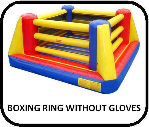 Boxing Ring (without gloves) | PRICE:  $1200