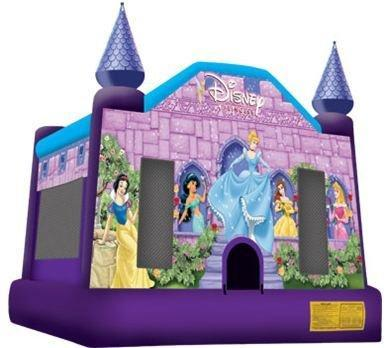 Disney Princess Bouncer (15' x 15')