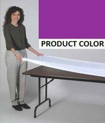 Kwik Covers Elastic Fitted Table Cover (PURPLE)