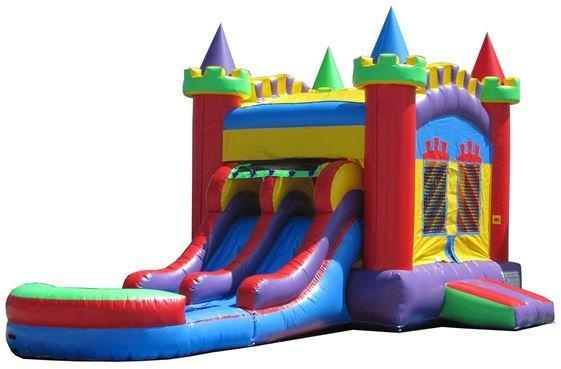 Majestic Dual Lane Combo (w/ water slide) | PRICE:  $1000