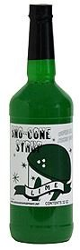 Sno-Cone Syrup:  Lime (includes 50 cones)
