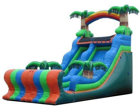 20' Tropical Slide - B