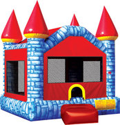 Camelot Bounce House, BLUE (13