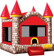 Camelot Bounce House, BROWN (13