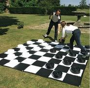 Giant Lawn Checkers