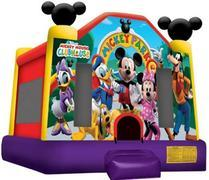 Mickey Mouse Clubhouse Moonwalk (15