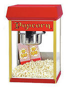 Popcorn Machine (w/ 48 servings)