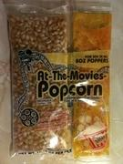 Popcorn (with oil & seasoning) | $0.50ea
