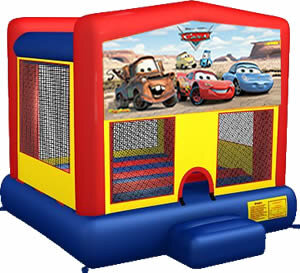 Bouncy-house-rentals-new-hampshire-cars