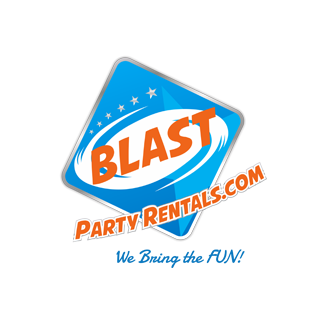 Blast Party Rentals LLC Logo