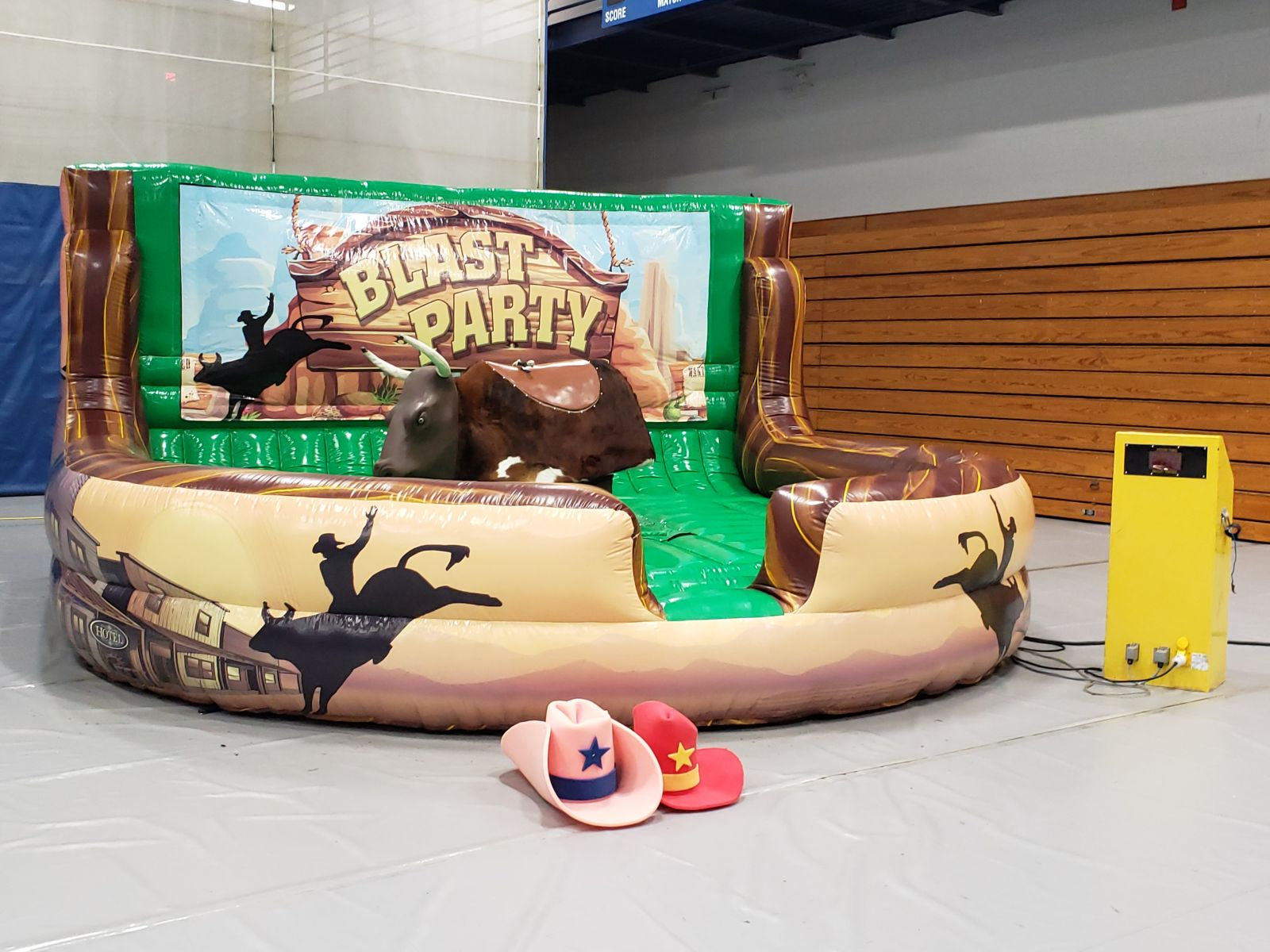 Rent a mechanical bull rental