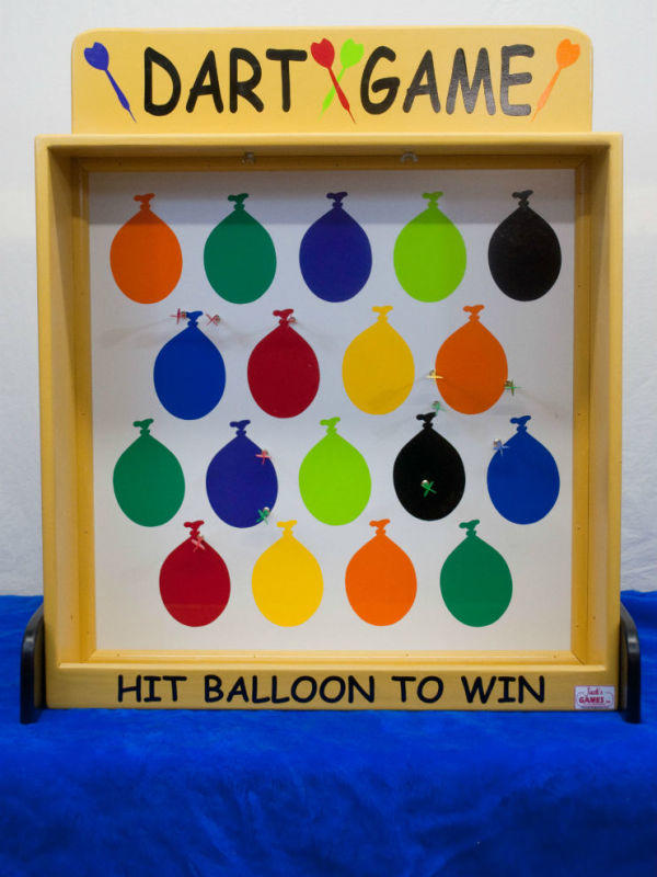 Balloon-dart-carnival-game-rental-Maine
