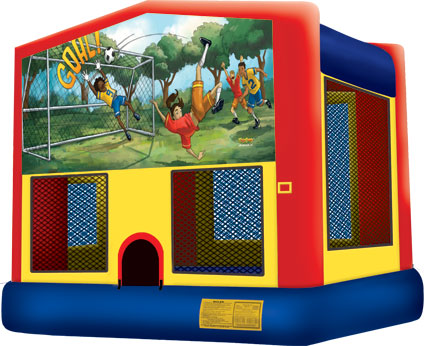 Soccer-Bounce-house-Rental- Manchester -New -Hampshire